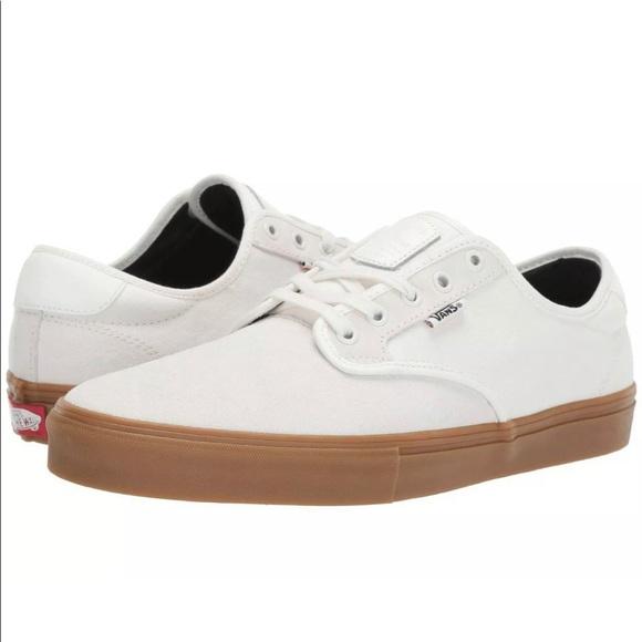Vans Other - Vans CHIMA FERGUSON PRO Reflective Blanc De Blanc